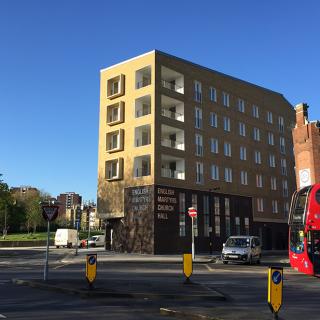 Stead Street, Elephant & Castle